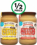 ½ Price Mayver's Peanut Butter 375g $2.50, Ichiban Noodle Bowls 150g $2.20 @ Woolworths