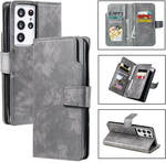Samsung Galaxy S21 Ultra 9 Card Slots Magnetic Wallet Case AU$31.03 (Save $4.90) + Shipping @ Makebuying