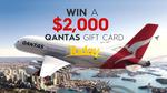 Win a $2,000 Qantas Voucher from Nine Network