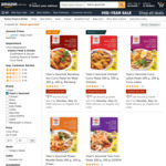 Tean's Gourmet Cooking Paste/Sauce Varieties $1.90 ($1.82 for Prawn Noodle) + Delivery ($0 with Prime/ $39 Spend) @ Amazon AU