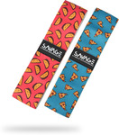 Up to 65% off Sale: 2 Fabric Booty Bands (Taco & Pizza Designed) $18.99 + $8 Shipping/Free with $100+ Spend @ Savage Fitness