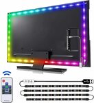 Findyouled 2M USB Led Strip Lights for TV 40-60in $13.91 + Delivery ($0 Prime/ $39 Spend) @ Findyouled Amazon AU