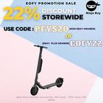 [eBay Plus] Segway Ninebot E45 Electric Scooter $701.22 Free Delivery @ eBay (ninja.buy, azeshop)
