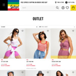50% off Sale Items: Women's Tops from $0.50 + $9.50 Delivery ($0 with $80 Spend) @ Sportsgirl Outlet