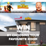 Win $30,000 from The Block/Nine Entertainment