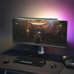 [Preorder] BlitzWolf BW-CML3 Curved RGB Monitor Light Bar w/ Wireless Remote US$49.99 (~A$69.24) Delivered @ Banggood