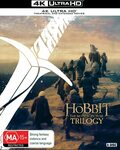 The Hobbit Trilogy 4K + Blu-Ray (Extended and Theatrical) $51.98 Delivered @ Amazon AU