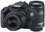 "Canon EOS 600D 18MP, DSLR ""Twin 'IS' Lens Kit"" $888 at JB Hi-Fi"
