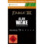 Fable III, Alan Wake and Halo Reach (Full Game Downloads) - $22.99 at OzGameShop