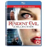 Resident Evil Box Set (1-4) on Blu-Ray (Preorder) for Approx $20 Delivered