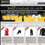 Give The Gift of SKINS This Xmas. store.skins.net up to 50% off Sale. Free Standard Delivery