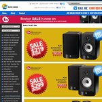 Boston Acoustics Speakers up to More Than 50% off A25 $219 A26 $299 A360 $649