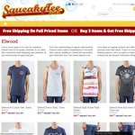 50% Off All Elwood Clothes At SqueakyTee.com.au