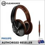 Philips CitiScape Uptown Overhead Headphones SHL5905BK NEW $59.95 Delivered