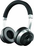Logic3 Audio Ferrari Cavallino T250  Headphones $189 RRP $399 BLACK NOISE-CANCELLING  HEADPHONES