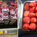 250g Punnets of Juicy Australian Strawberries $0.99 at Aldi (Reduced from $2.49)