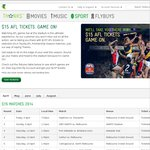 AFL Selected Matches $15 Each (Plus Booking Fee) - General Admission Tickets - Excludes WA