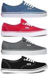Vans Authentic Shoes $39 Delivered @ eBay Group Deals