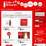 Coke Rewards - More Items Added (Eg Ice Tray - 50 Tokens)