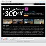 MEL-LAX Fr $742 or SYD-LAX $757 BNE-LAX $758 Ret  AirNewZealand