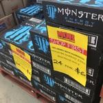 Monster Energy Drink (Sugar Free) 500mlX24 - $6 - NQR Fountain Gate VIC