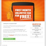 Amaysim UNLIMITED 5GB Free for First 30 Days (Save $44.90)