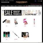 Napoleon Perdis Makeup Madness Sale - up to 80% off