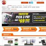 Trifecta $69 + Free Shipping @ Shopping Express
