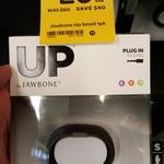 Jawbone UP $20 @ Woolworths