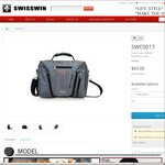 Swisswin SWC0017 Men Bag $65 (Was $116), Free Shipping over $60, Pick up Available