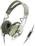Sennheiser Momentum on-Ear (Green) $70, Urbanite XL $223 (+Bonus $100 EFTPOS Card) @ Wireless1