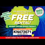Free Rental - Video Ezy Express