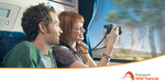 NSW Trainlink Economy Travel One-Way for $50 ($45 Online), includes SYD/BNE and SYD/MEL