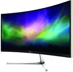 """LG 34"""" Ultrawide Curved Monitor 3440x1440 - $1248 @ Harvey Norman"""