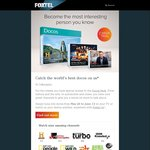 Foxtel - See Nine Channels of Docos on The House