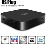Wintel Pro CX-W8 TV Box Mini PC Intel Z8300 Windows 10 4K Wi-Fi 2G/32GB US $70 (AU $95) Everbuying (FOR NEW ACCOUNTS)