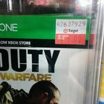 Call of Duty: Advanced Warfare - Xbox One Download Code - $5 Target Eastland, VIC