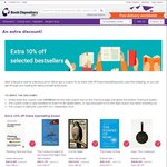 The Book Depository - Extra 10% off Selected Best Sellers