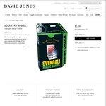 [QLD] Marvins Svengali Magic Playing Cards $1 @ David Jones