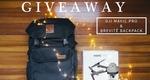 Win a DJI Mavic Pro Worth $1,699 & Brevitē Backpack from Brevitē