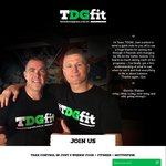 2 for 1 Memberships on Danny Green's TDGfit Program ($80 Upfront or $10/Week for 9 Weeks Per Person)