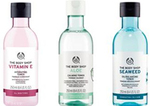 Cleansers and Toners $12 Online @ The Body Shop (Was $16.95 - $19.95). Shipping $8.95 or Free on Orders $100+