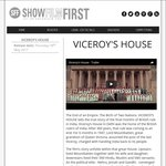 Free Preview Tickets for 'Viceroy's House: NSW, VIC, QLD, WA
