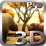 [Android] 4 Free Live Wallpapers Africa 3D Pro, Space Cityscape 3D Pro, Art Alive 3D Pro, Fireplace 3D Pro @ Google Play