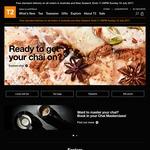 T2 Tea - www.t2tea.com  - Free Shipping