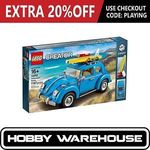 LEGO 10252 Creator Volkswagen Beetle - $110 Delivered @ eBay Hobby Warehouse