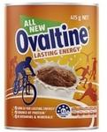 ½ Price Ovaltine Varieties 415gm $2.50 @ Coles