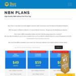 Buzz Telco - NBN Plans from $39/Month - Free Modem Rental Available on Month to Month Contracts