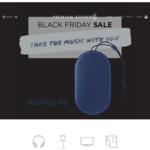 Bose & B&O Black Friday Deals @ premiumsound.com.au - Free Shipping