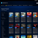 New PlayStation Store (EU) Sale: Digital Flash!